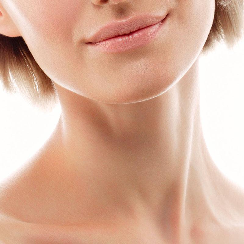 Cirugía de cuello